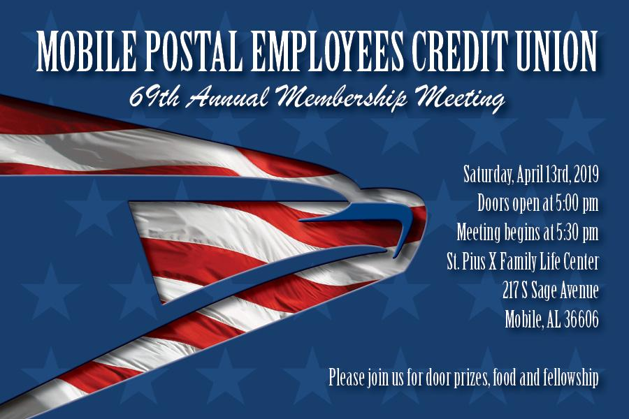 2019 Annual Membership Meeting